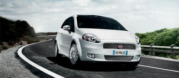 Fiat Grande Punto (Фиат Гранде Пунто)