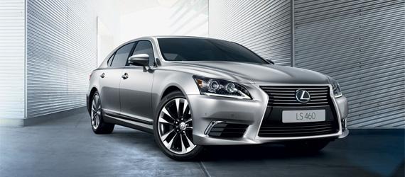 Lexus LS (Лексус ЛС)