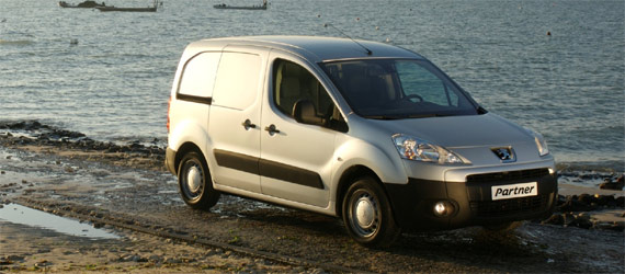 Peugeot Partner Tepee VU (Пежо Партнер Типи)