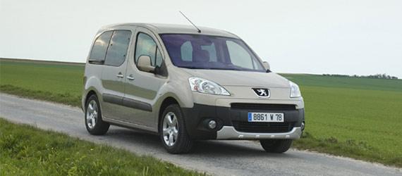 Peugeot Partner Tepee VP (Пежо Партнер Типи)