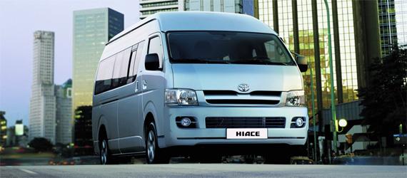 Toyota Hiace (Тойота Хайс)