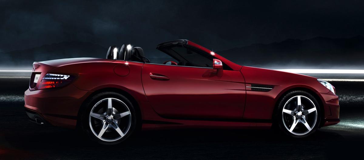 Mercedes-Benz SLK (Мерседес-Бенц СЛК)