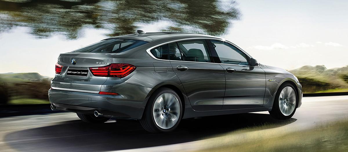 BMW 5-er Gran Turismo (БМВ 5 серии Гран Туризмо)