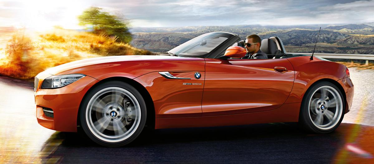 BMW Z4 (БМВ З4)