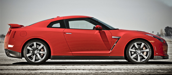 Nissan GT-R (Ниссан ГТР)