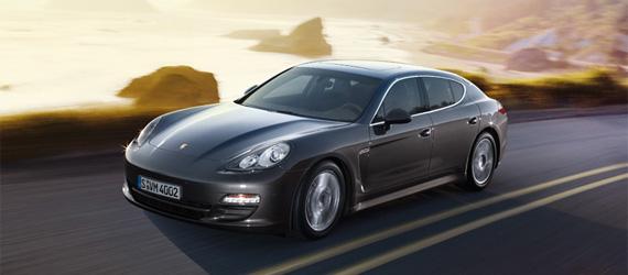 Porsche Panamera (Порше Панамера)
