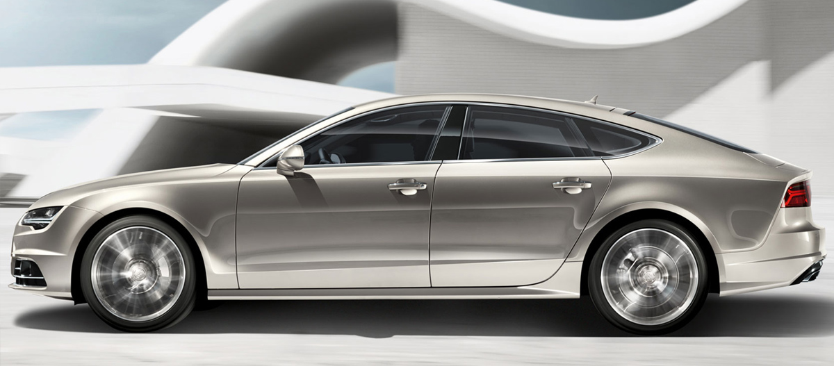 Audi A7 Sportback (Ауди А7 Спортбек)