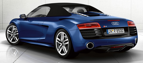 Audi R8 Spyder (Ауди Р8 Спайдер)