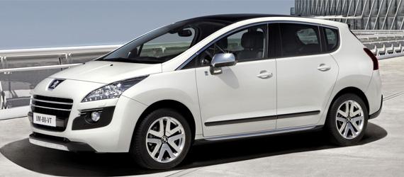 Peugeot 3008 (Пежо 3008)