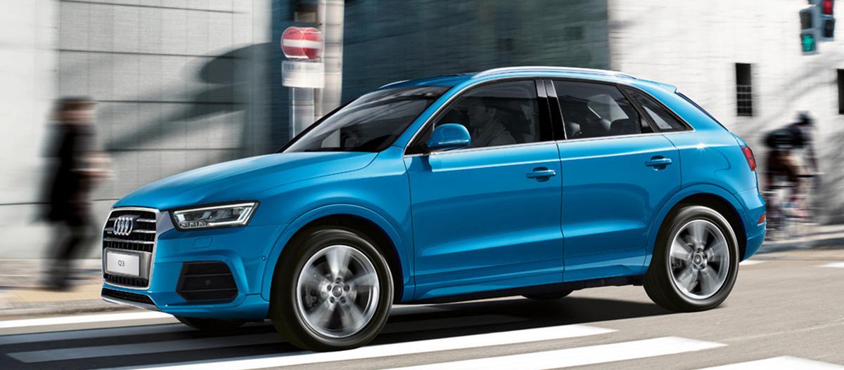 Audi Q3 (Ауди КУ3)