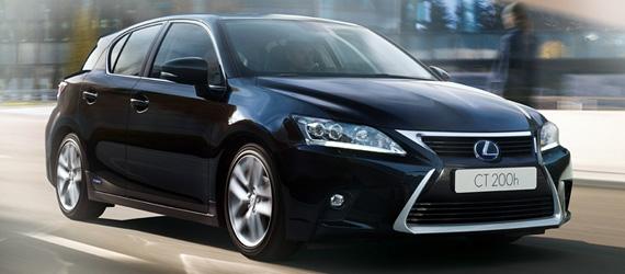 Lexus CT (Лексус СТ)