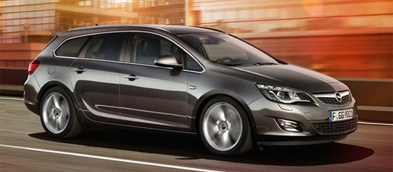 Opel Astra Sports Tourer (Опель Астра Спорт Тур)