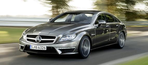 Mercedes-Benz CLS 63 AMG (Мерседес-Бенц ЦЛС 63 AMG)