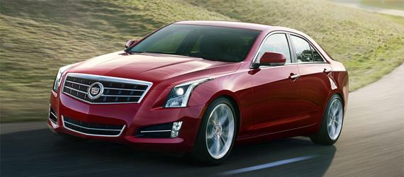 Cadillac ATS (Кадиллак АТС)