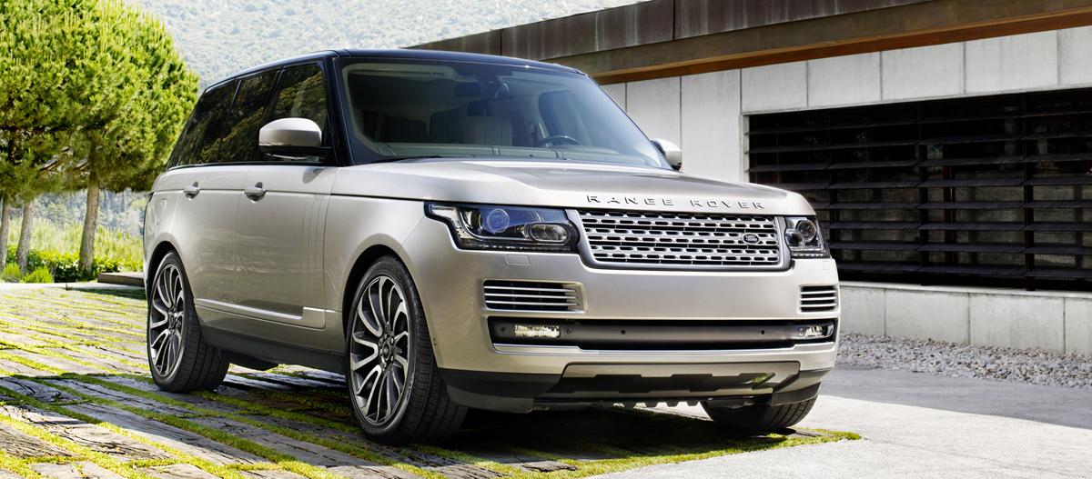 Range Rover (Рейндж Ровер)