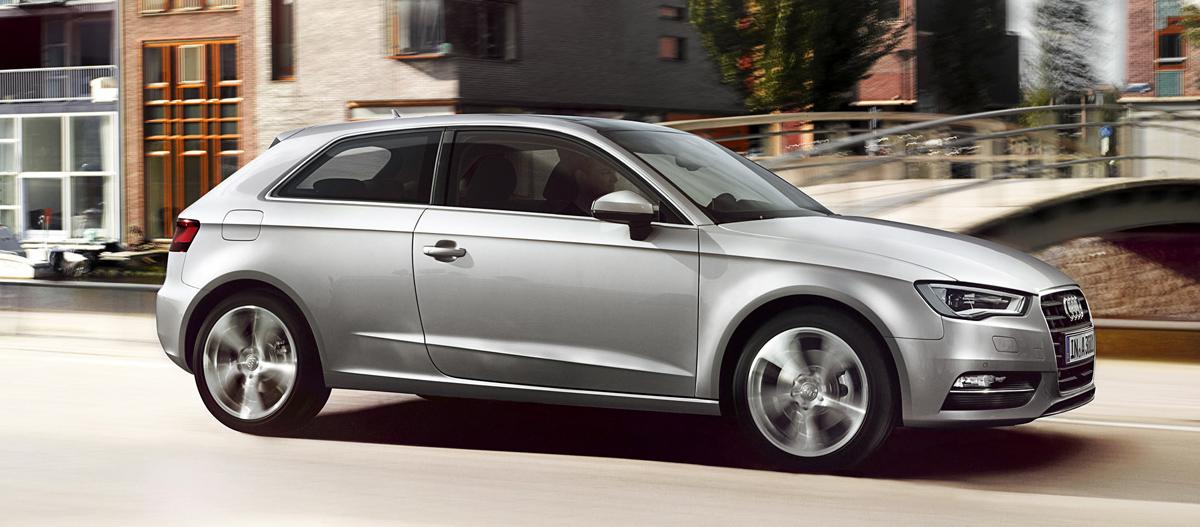 Audi A3 (Ауди А3)