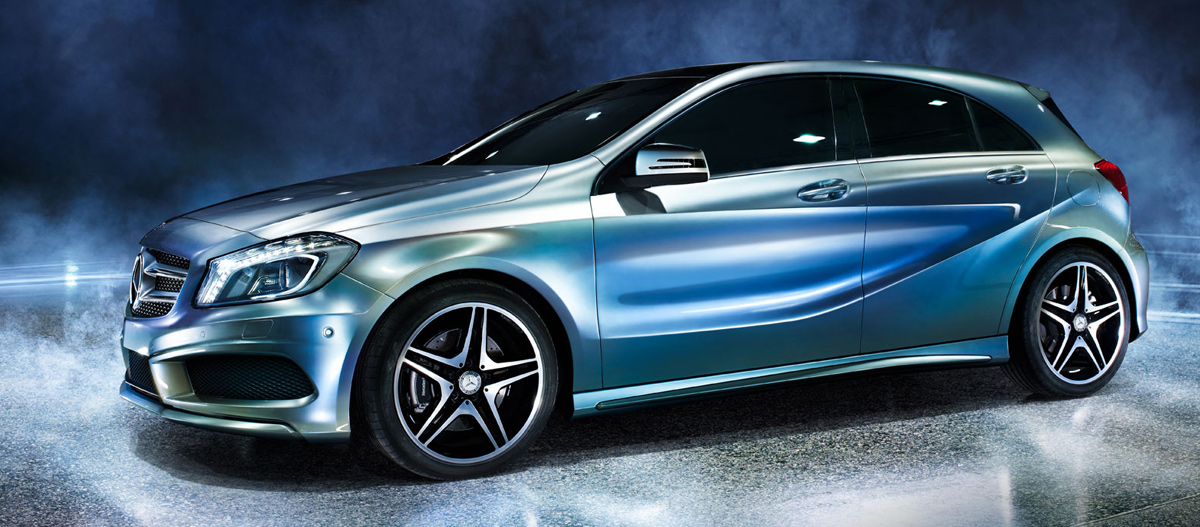 Mercedes-Benz A-Класс (Мерседес-Бенц A-Класс)