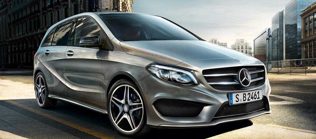 Mercedes-Benz B-Класс (Мерседес-Бенц B-Класс)