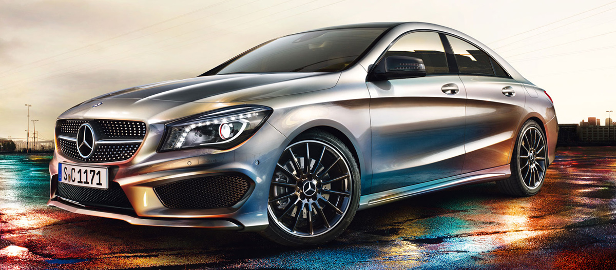 Mercedes-Benz CLA (Мерседес-Бенц CLA)