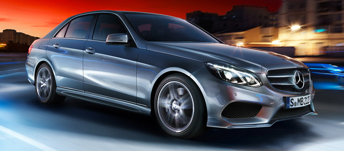 Mercedes-Benz E-Класс (Мерседес-Бенц E-Класс)