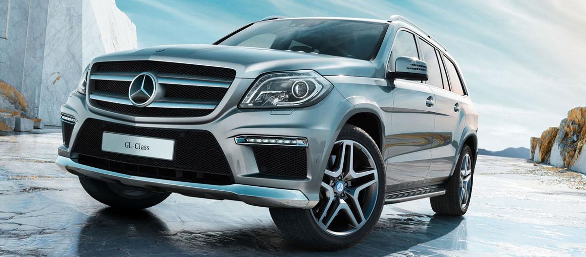 Mercedes-Benz GL (Мерседес-Бенц GL)