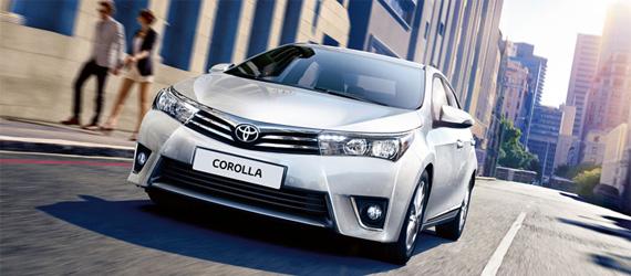 Toyota Corolla (Тойота Королла)