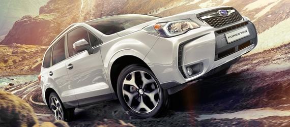 Subaru Forester (Субару Форестер)