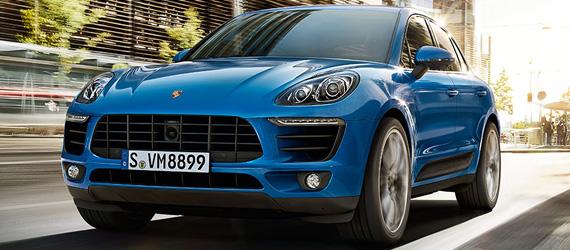 Porsche Macan (Порше Макан)