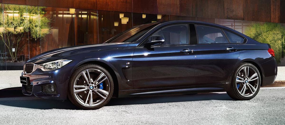 BMW 4-er Gran Coupe (БМВ 4 серии Гран Купе)