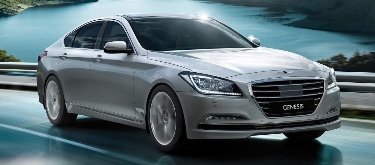 Hyundai Genesis (Хендай Дженесис)