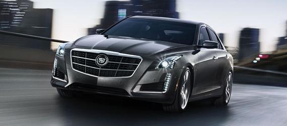 Cadillac CTS (Кадиллак СТС)