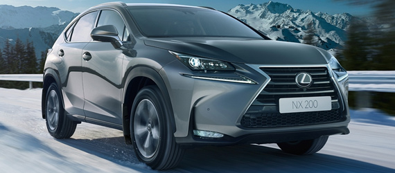 Lexus NX (Лексус NX)