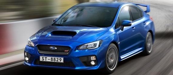 Subaru WRX STi (Субару WRX STi)