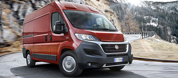 Fiat Ducato New (Фиат Дукато)