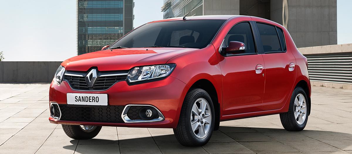Renault Sandero (Рено Сандеро)