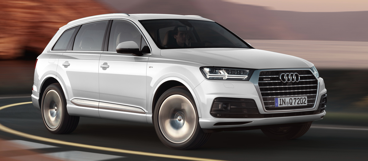 Audi Q7 (Ауди Q7)