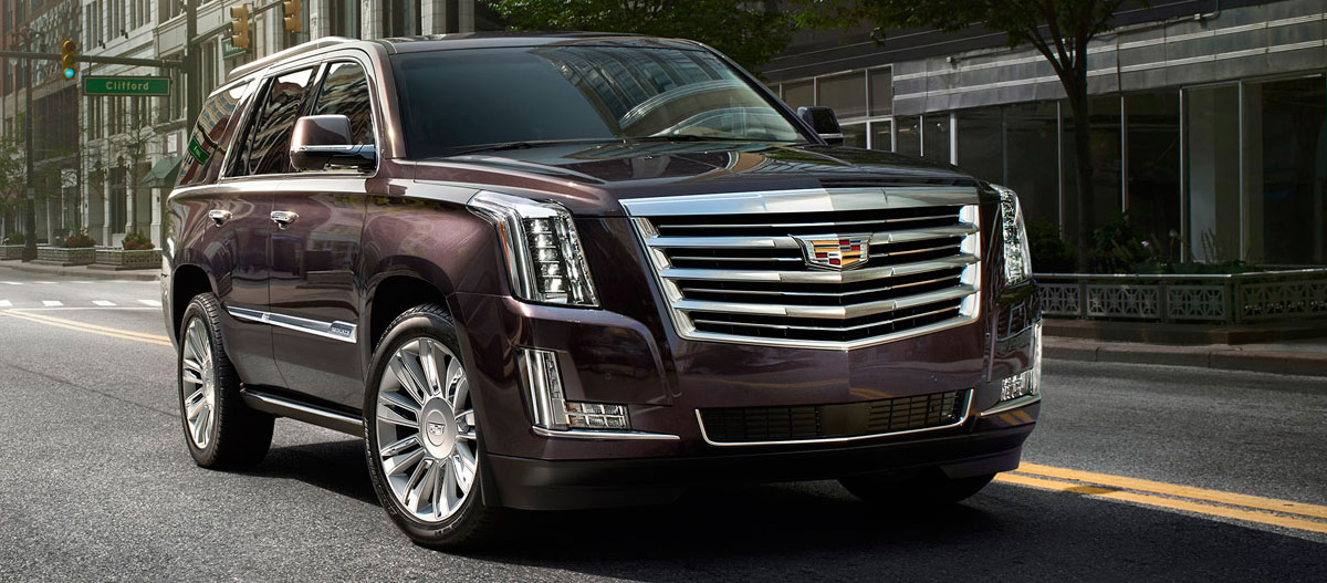 Cadillac Escalade (Кадиллак Эскалейд)