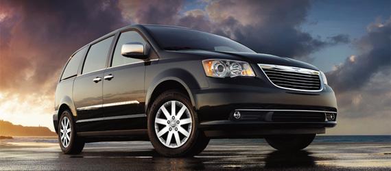 Chrysler Grand Voyager (Крайслер Гранд Вояджер)