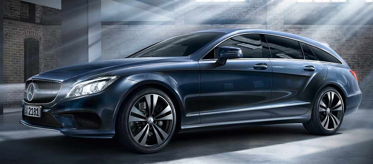 Mercedes-Benz CLS Shooting Brake (Мерседес-Бенц CLS Шутинг Брейк)