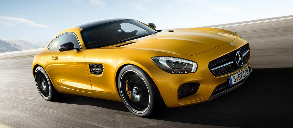 Mercedes-AMG GT (Мерседес AMG GT)