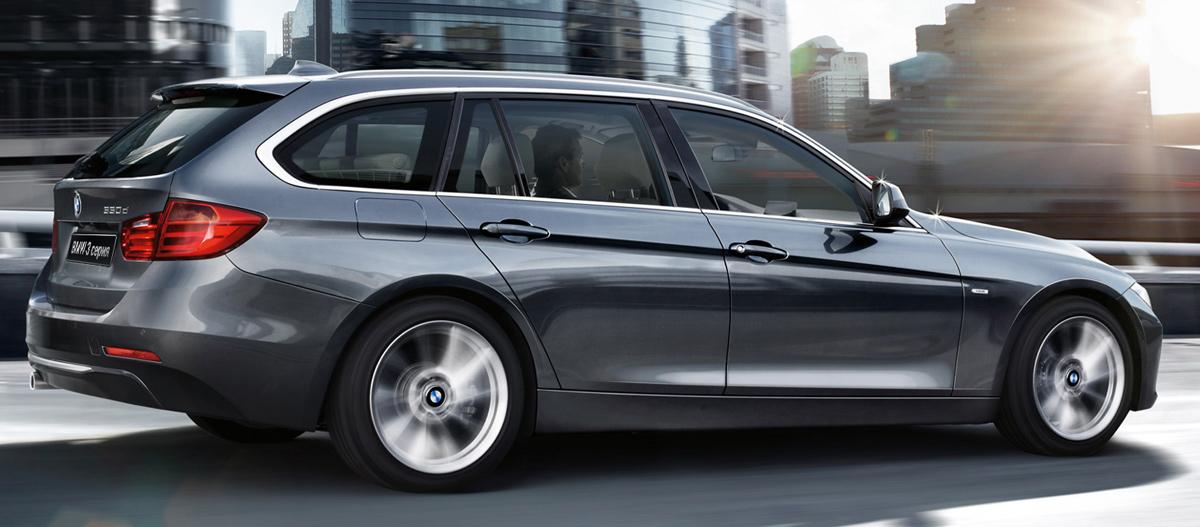 BMW 3-er Touring (БМВ 3 серии Туринг)