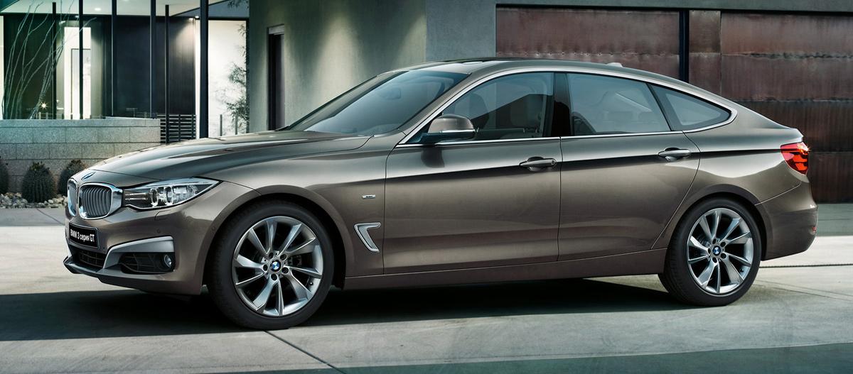 BMW 3-er Gran Turismo (БМВ 3 серии Гран Туризмо)