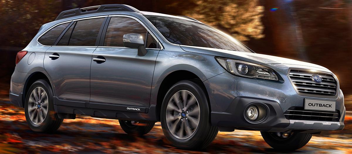 Subaru Outback (Субару Аутбек)