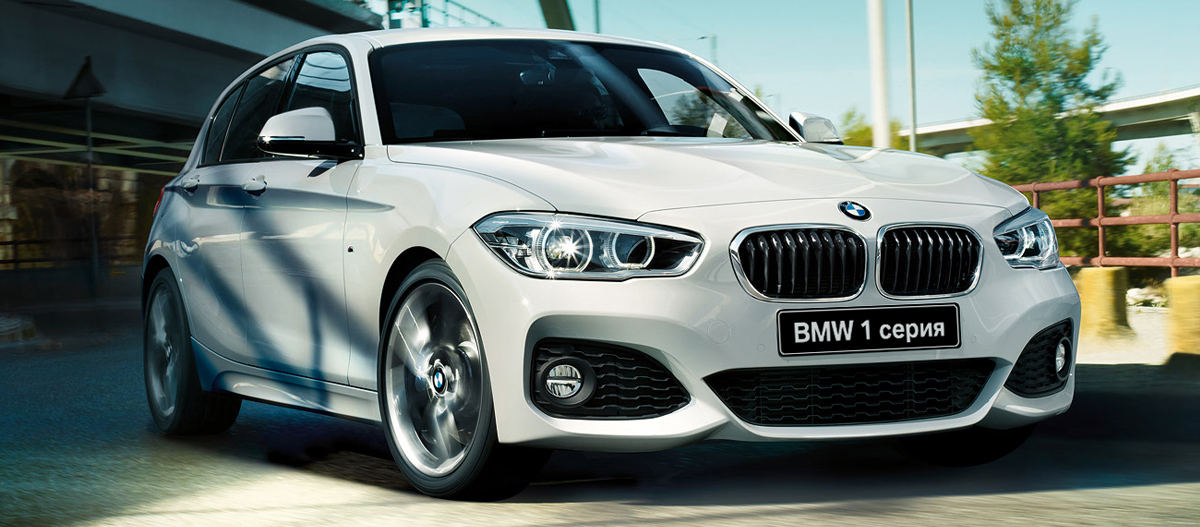 BMW 1-er (БМВ 1 серии)