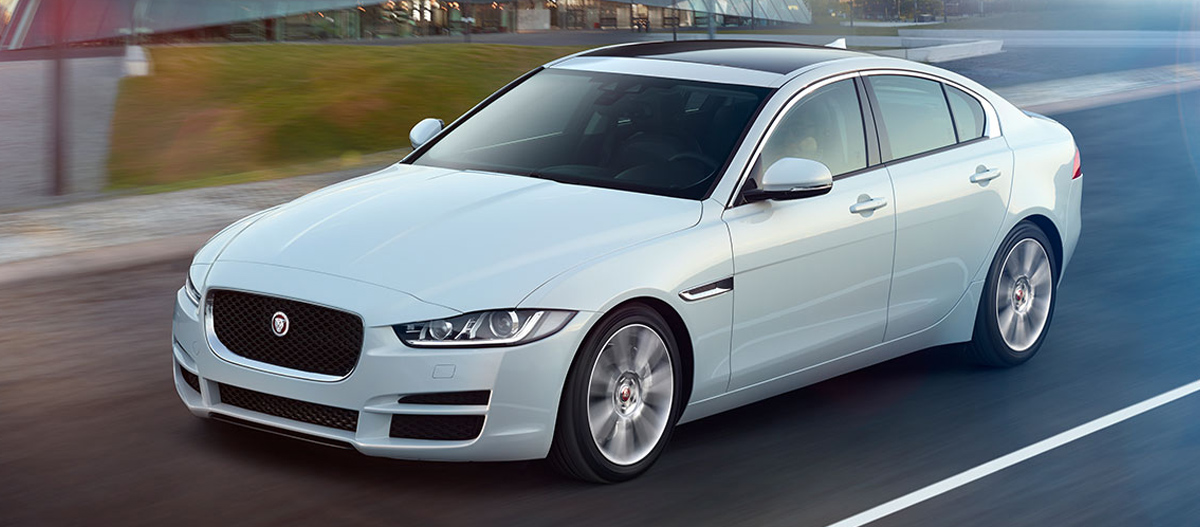 Jaguar XE (Ягуар XE)