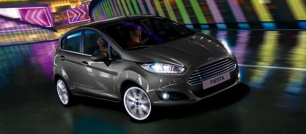 Ford Fiesta (Форд Фиеста)