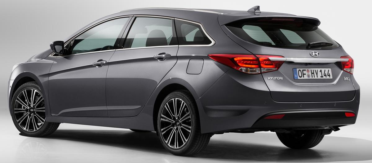 Hyundai i40 (Хендай i40)