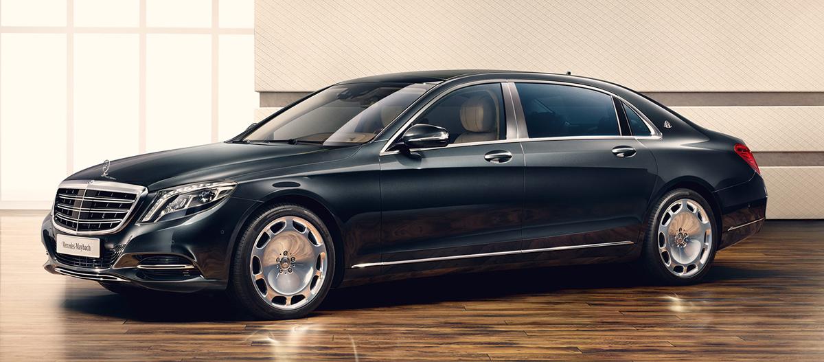 Mercedes-Maybach S-Класс (Мерседес-Майбах S-Класс)