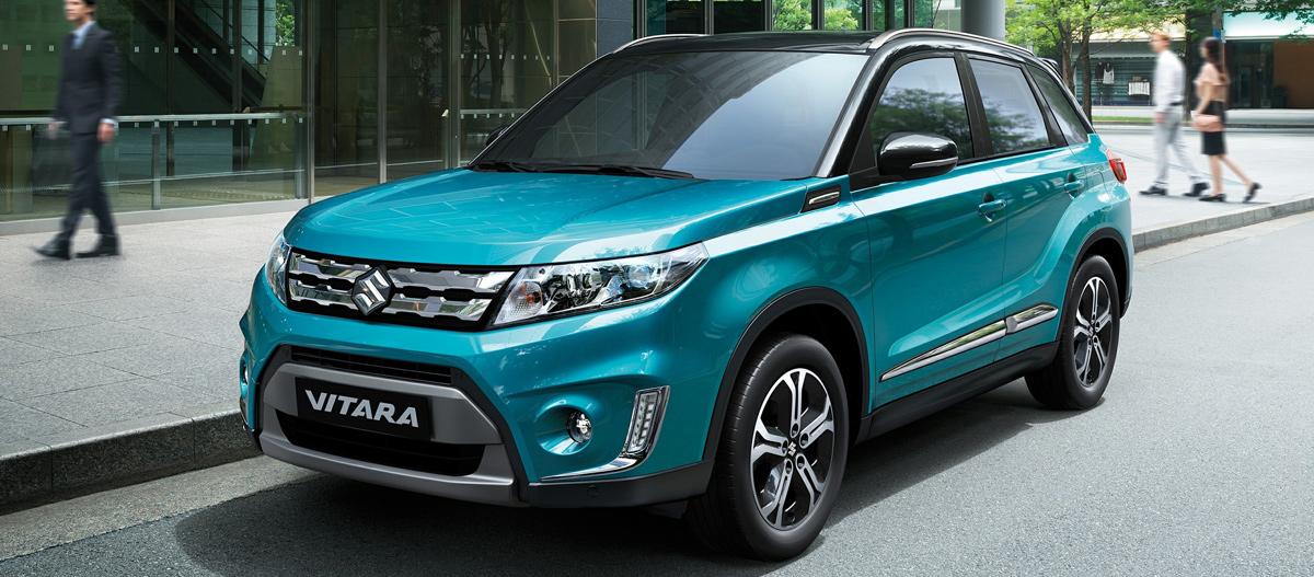 Suzuki Vitara (Сузуки Витара)