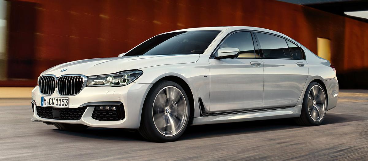 BMW 7-er (БМВ 7 серии)